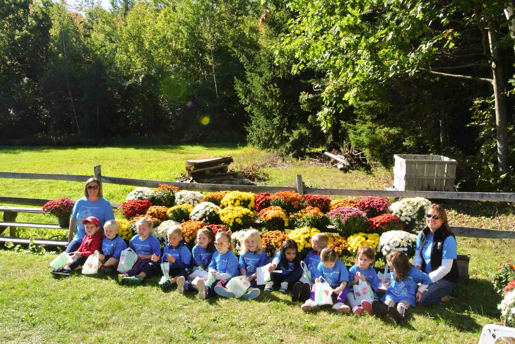 Gilford NH Area School Field Trips